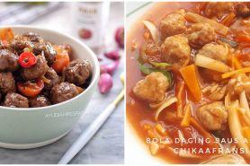 11 Resep bola-bola daging enak, gurih, sederhana, dan praktis