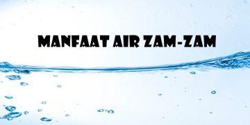 15 Manfaat air zamzam, air berkah yang dapat sembuhkan penyakit