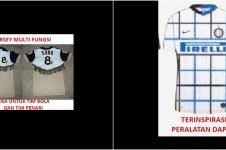 8 Meme lucu jersey tim sepak bola ini bikin cekikikan lihat desainnya