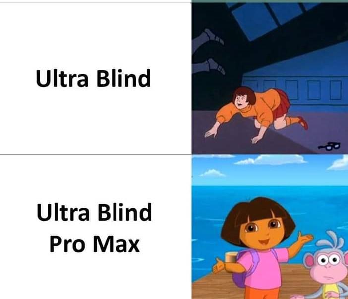 Meme nggak lihat Berbagai sumber