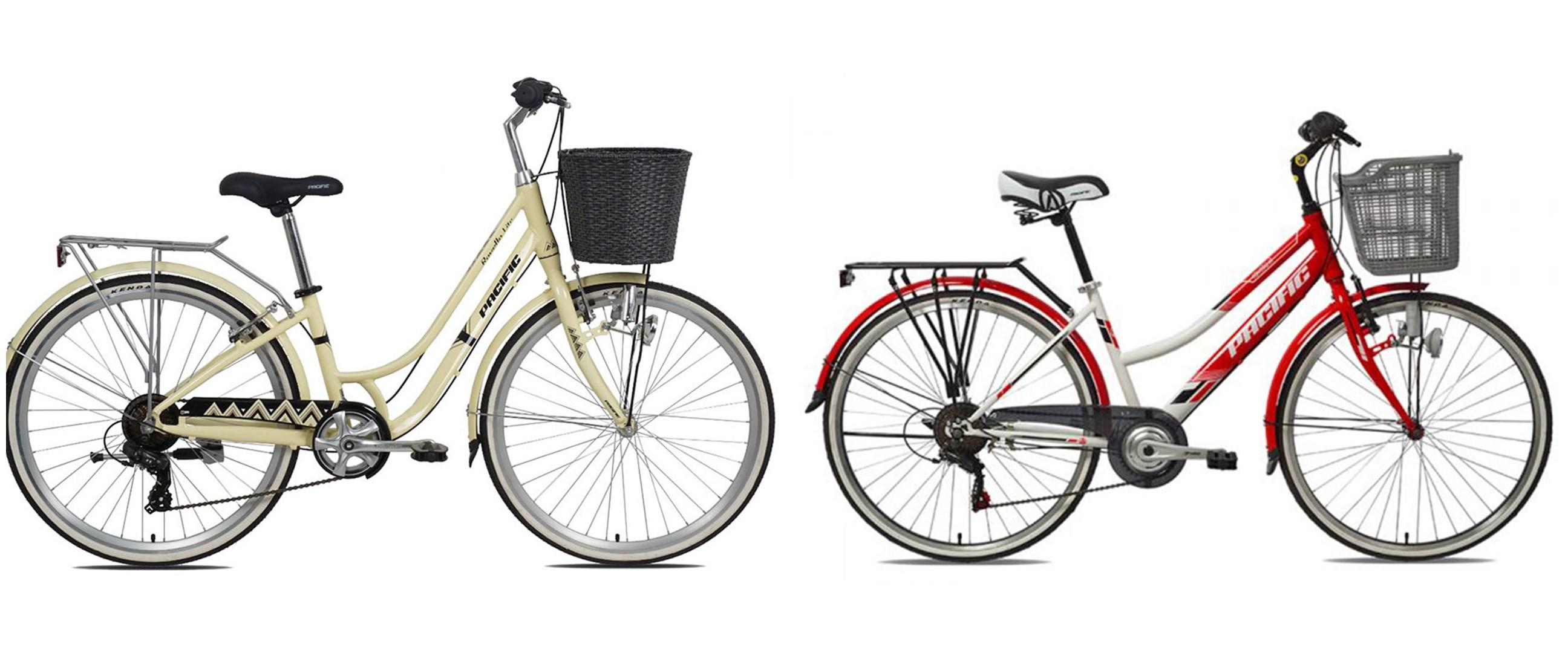 Harga sepeda Pacific Ravella dan spesifikasinya, stylish dan nyaman