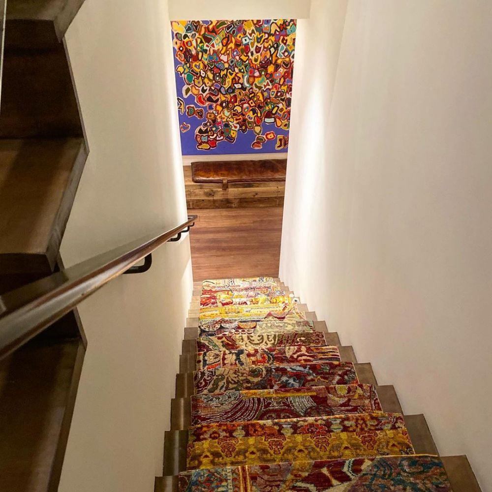 Penampakan interior apartemen Gigi Hadid © 2020 brilio.net