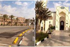 8 Potret komplek rumah elit Raja Salman di Arab Saudi