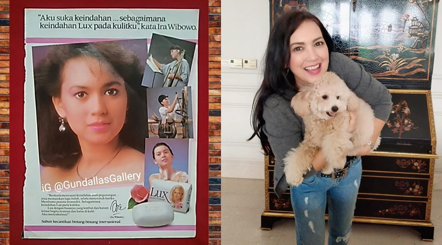 Dulu vs kini bintang iklan sabun 50-an Instagram