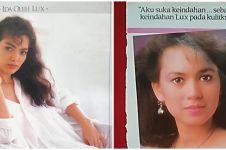 Potret dulu vs kini 7 bintang iklan sabun usia 50 tahun lebih
