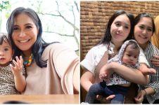 Caca Tengker adik Nagita Slavina umumkan kehamilan anak kedua