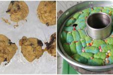 10 Penampakan cookies gagal ala warganet, bikin lapar auto hilang