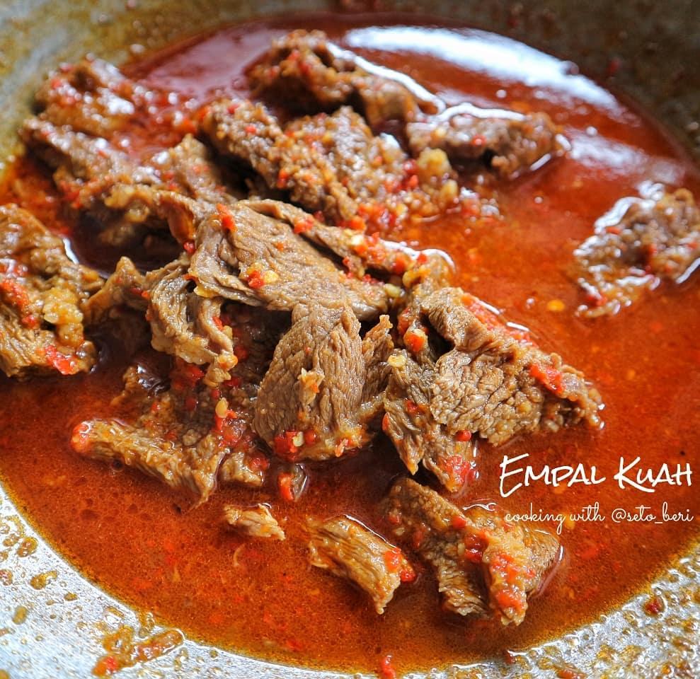 Resep empal daging berbagai sumber