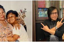 Potret masa kecil 8 vokalis band Indonesia, polos dan imut