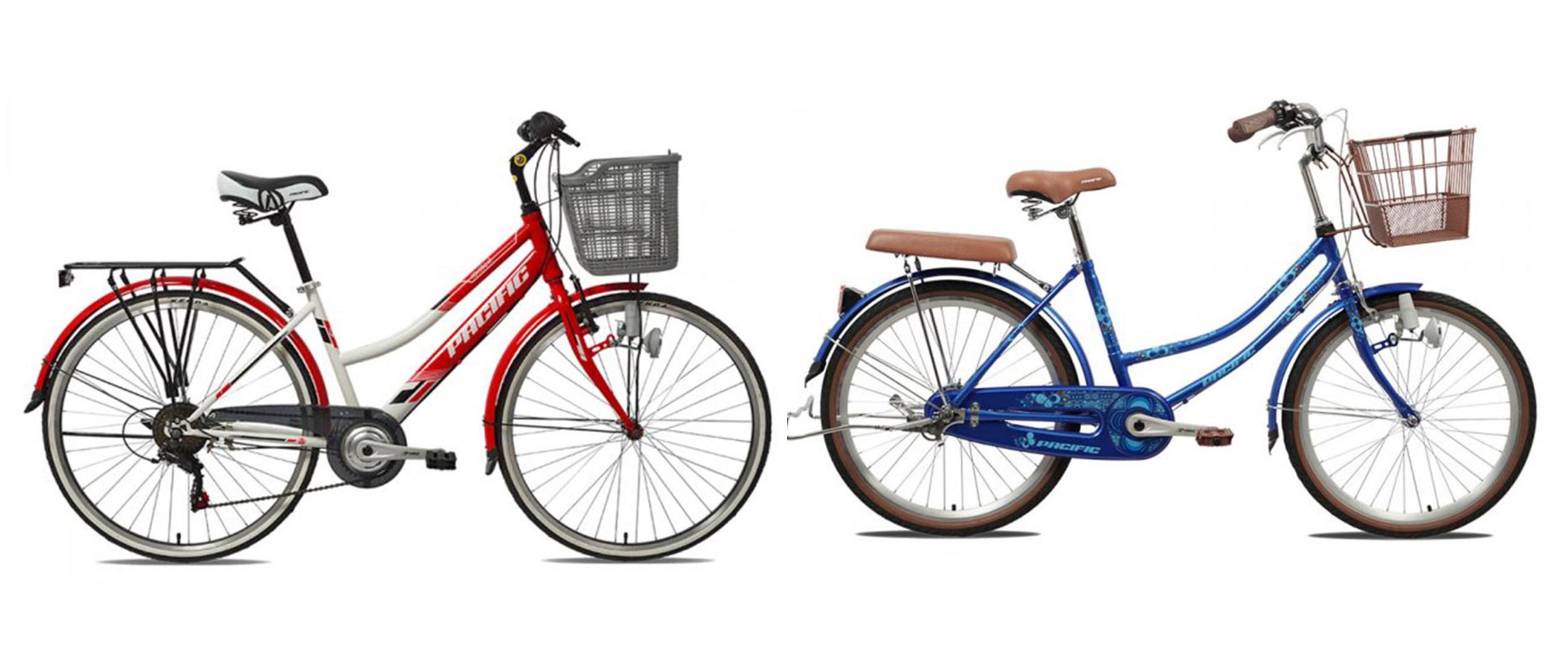 Harga sepeda urban Pacific di bawah Rp 2 juta dan spesifikasinya