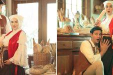 9 Momen babymoon Irish Bella & Ammar Zoni, romantisnya bikin baper