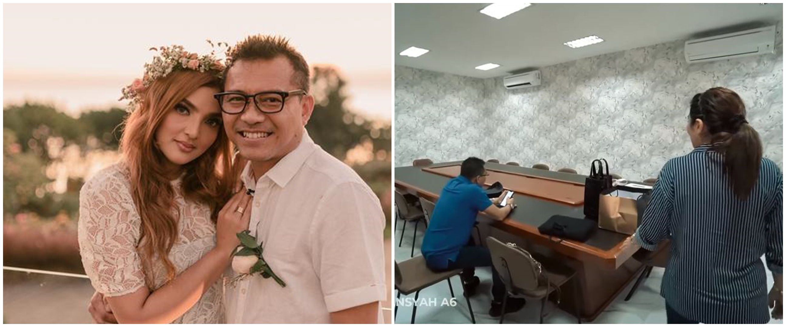 10 Potret kantor baru milik Ashanty & Anang, luas & bertingkat 5