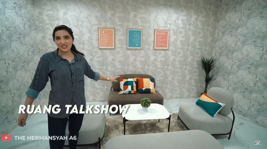 kantor baru Ashanty Anang YouTube