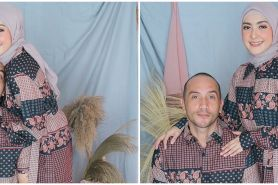10 Potret terbaru keluarga Gary Iskak & Richa Novisha, makin harmonis