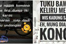 50 Kata-kata status lucu bahasa Jawa, keren untuk media sosial