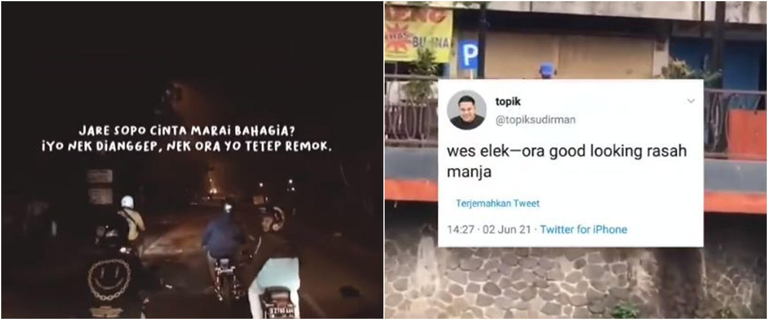 115 Kata-kata status lucu bahasa Jawa keren untuk media sosial