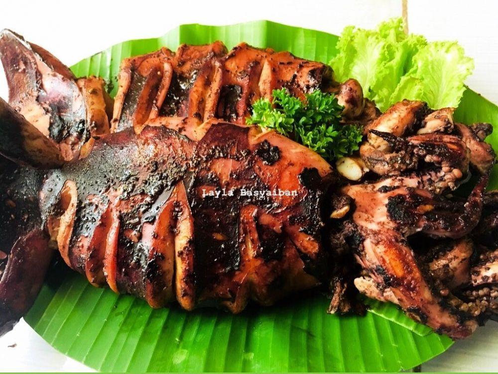 Resep olahan sotong paling enak © 2020 brilio.net