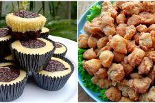15 Resep camilan dari tepung terigu, praktis, enak dan bikin nagih