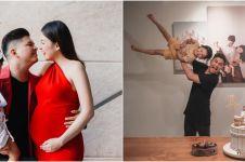 8 Momen perayaan anniversary ke-13 Glenn Alinskie dan Chelsea Olivia