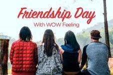 4 Ide merayakan Hari Persahabatan Internasional bareng sahabat