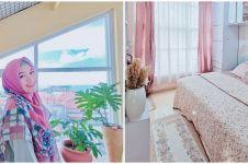 10 Potret rumah Ghaida Tsurrayya putri Aa Gym, berkonsep eco living