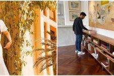 8 Penampakan rumah Sonam Kapoor, dilengkapi perpustakaan mini