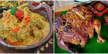 11 Resep olahan ayam dari berbagai daerah, istimewa dan bikin nagih