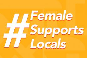 Bantu UMKM, Female Radio gelar program #FemaleSupportsLocals