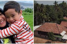 10 Potret rumah pengasuh Rafathar di kampung halaman, sederhana