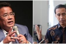 Pesan serius Hotman Paris untuk Jokowi dan polisi terkait Covid-19