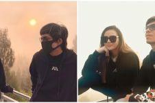 Liburan di Jogja, ini 8 momen Atta & Aurel Hermansyah main ATV