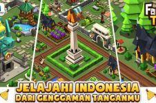 5 Fakta Fantasy Town, game farming berkarakter dan tempat ikonik lokal