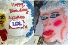 8 Potret kue bertema Princess Elsa ini hasilnya bikin tepuk jidat
