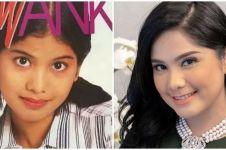 7 Potret menawan Annisa Pohan jadi cover girl majalah jadul