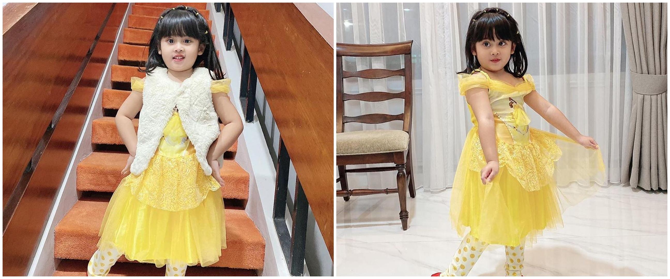 10 Potret terbaru Vania Athabina, makin mirip Venna Melinda