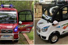 5 Fakta mobil listrik termurah sedunia, harganya cuma Rp 13 juta