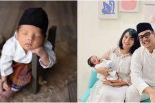 Momen bahagia 5 pasangan seleb rayakan Idul Adha dengan anak pertama