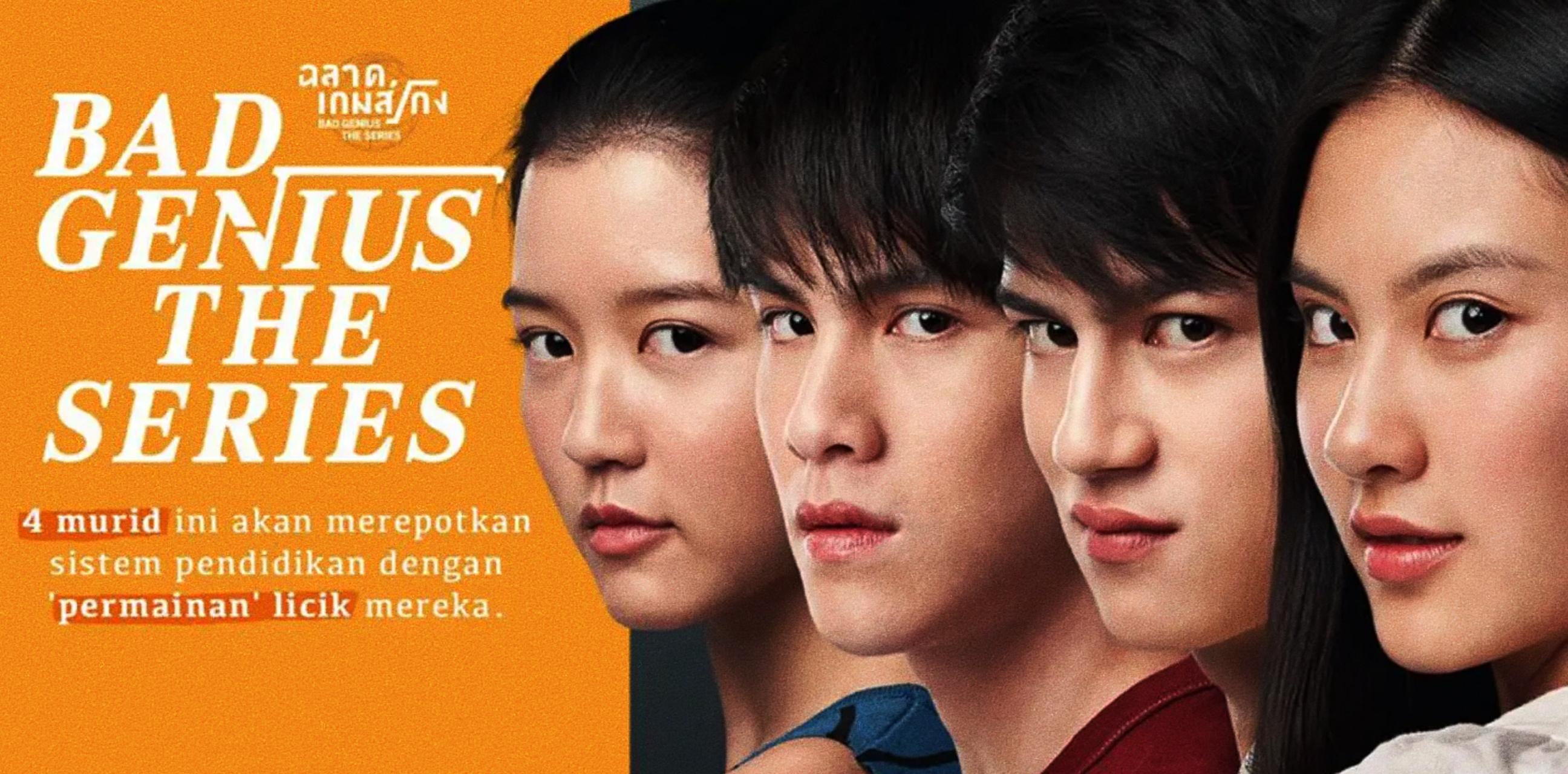 Bad Genius the Series yang dibintangi member BNK48 siap tayang nih