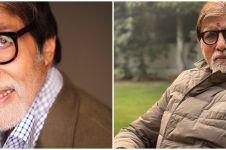 6 Kronologi Amitabh Bachchan terpapar Covid-19 hingga sembuh