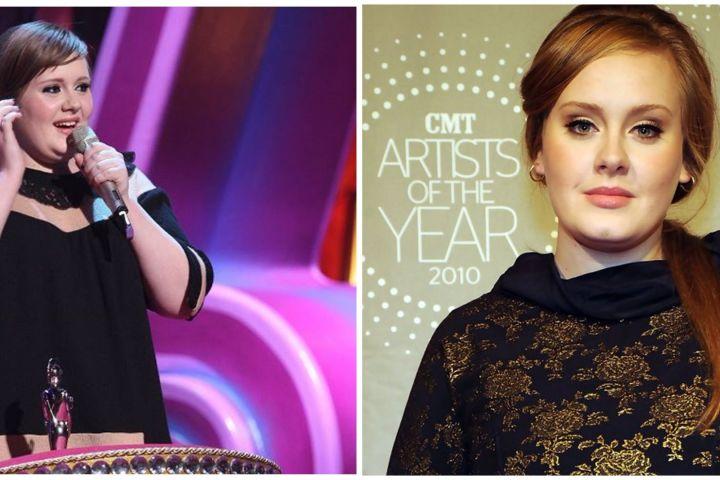 Unggah potret terbaru, Adele makin langsing dan manglingi