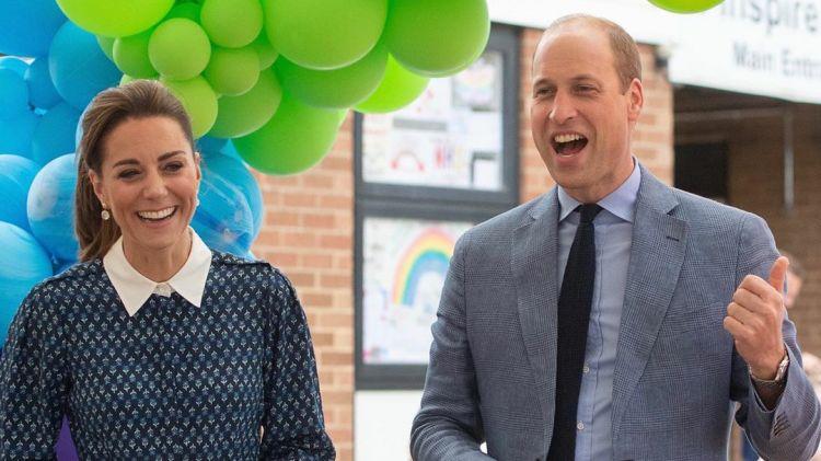 Curhat Pangeran William temani 3 anak belajar di rumah, ekstra sabar