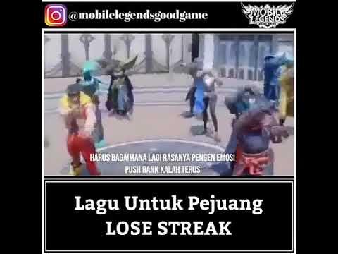 meme lose streak berbagai sumber