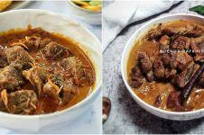 8 Resep olahan daging sapi dan kambing bumbu kari, mudah dibuat