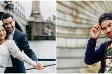 Jarang tersorot, ini 10 potret Peter Lufting kekasih Chef Marinka