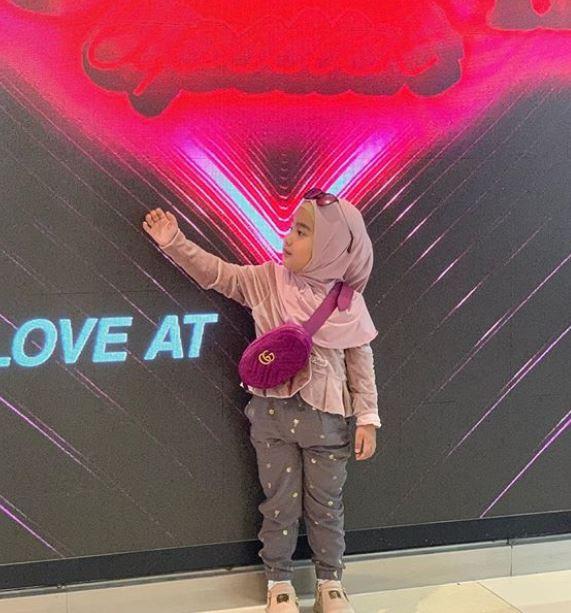 Ratu Arkanaya Fatimah Instagram