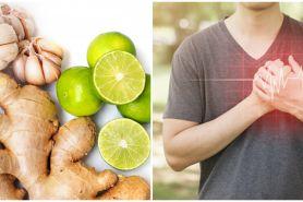 7 Manfaat bawang putih dan jahe untuk kesehatan