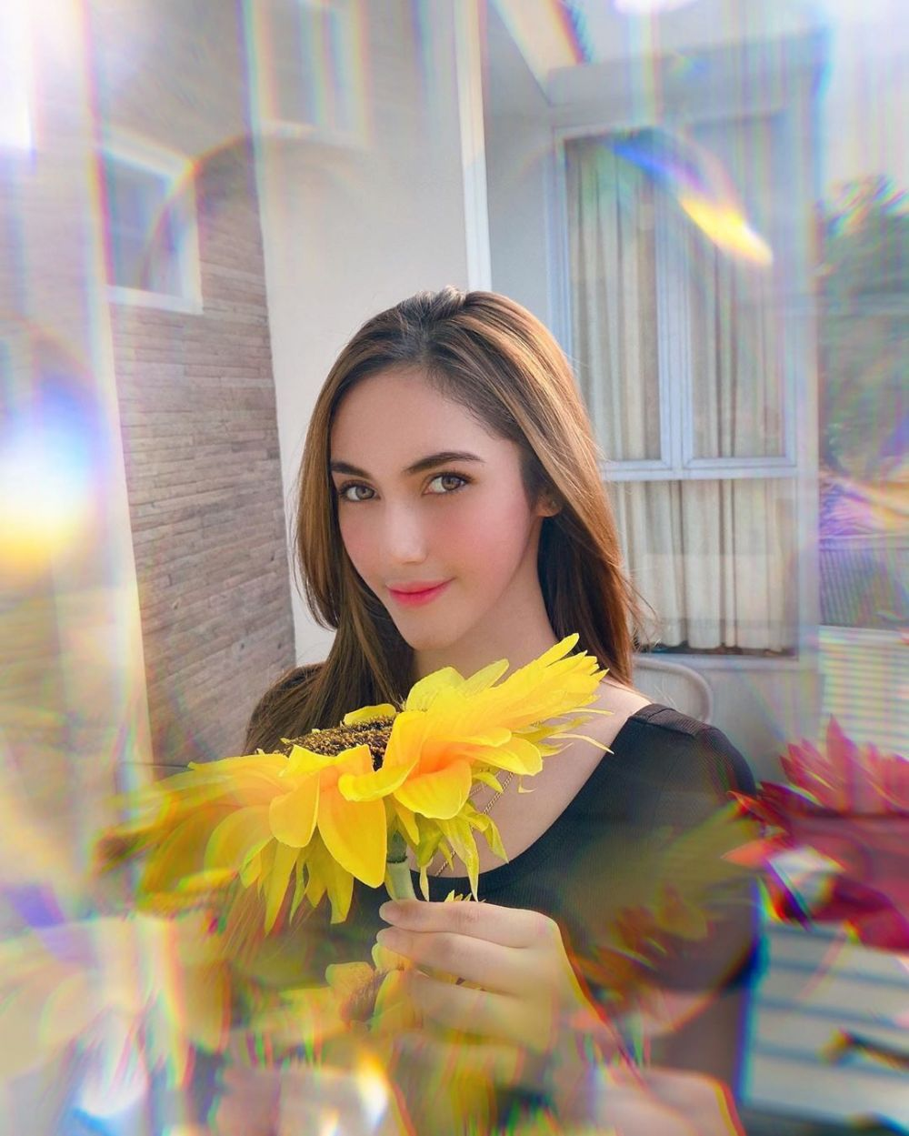Syahra mantan Billar instagram