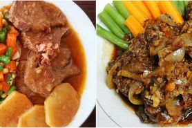 7 Resep bistik daging, enak, sederhana, empuk, dan menggugah selera