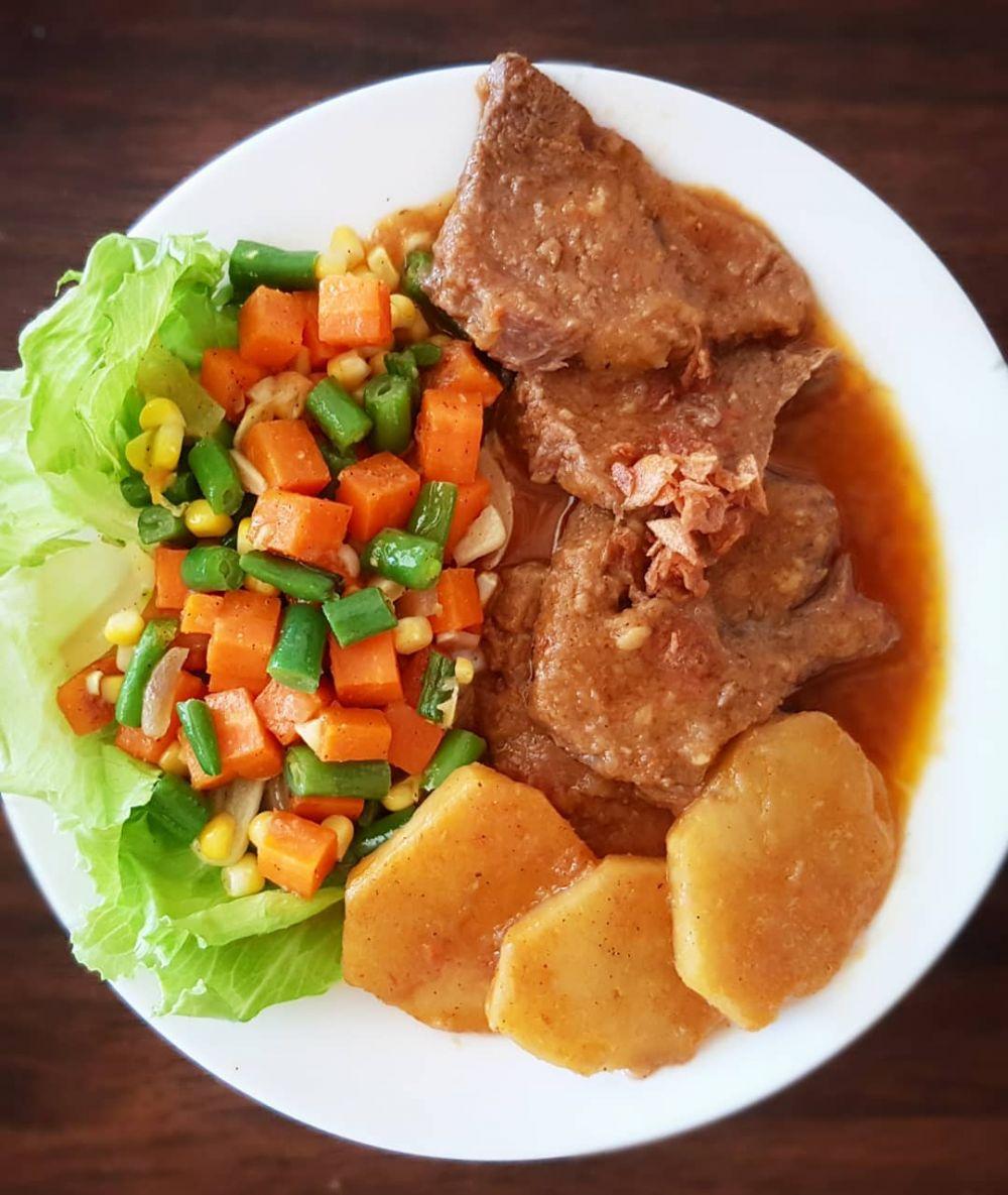 Resep bistik daging berbagai sumber