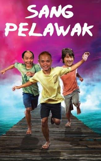 Editan poster film pelawak Facebook/ Dhewa Prakosa